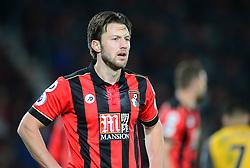 Harry Arter of Bournemouth - Mandatory by-line: Alex James/JMP - 03/01/2017 - FOOTBALL - Vitality Stadium - Bournemouth, England - Bournemouth v Arsenal - Premier League