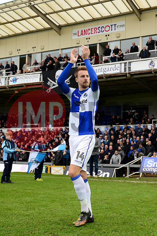 Chris Lines of Bristol Rovers - Mandatory by-line: Dougie Allward/JMP - 07/01/2017 - FOOTBALL - Memorial Stadium - Bristol, England - Bristol Rovers v Northampton Town - Sky Bet League One