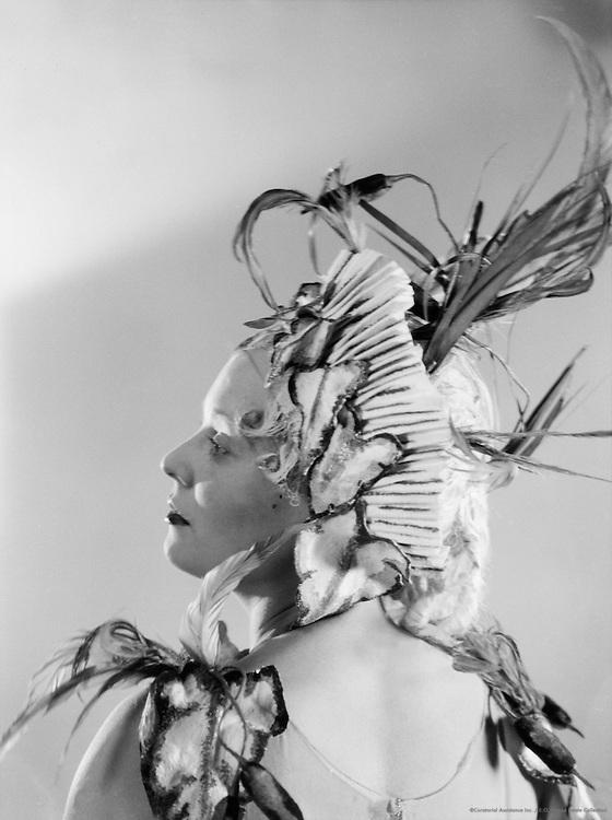 """Helen """"Bunty"""" Payne, actress, 1932"""