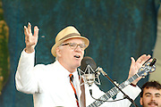 Steve Martin at the New Orleans Jazz and Heritage Festival, 2010