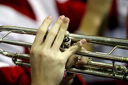 09 December 2006: Musical Instrument - trumpet<br />