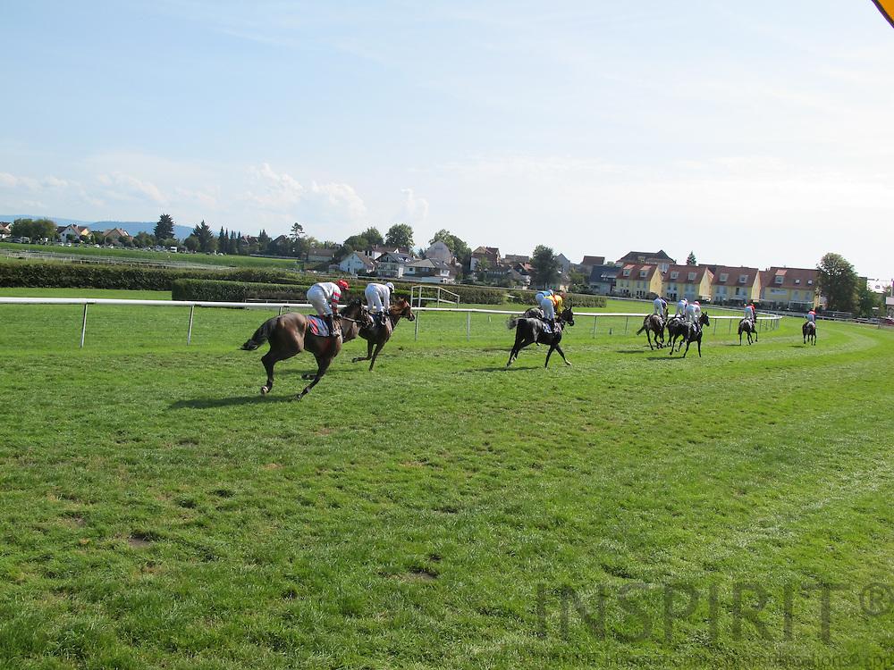 Horse racing in Baden-Baden. Photo: Tuuli Sauren / Inspirit International Communications