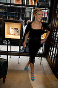 TARA PALMER-TOMPKINSON, Book launch party for  Sashenka, a romantic novel set in St Petersburg following a society girl who becomes involved with the Communist Party. By Simon Sebag-Montefiore. Asprey. New Bond St. London. 1 July 2008.  *** Local Caption *** -DO NOT ARCHIVE-© Copyright Photograph by Dafydd Jones. 248 Clapham Rd. London SW9 0PZ. Tel 0207 820 0771. www.dafjones.com.