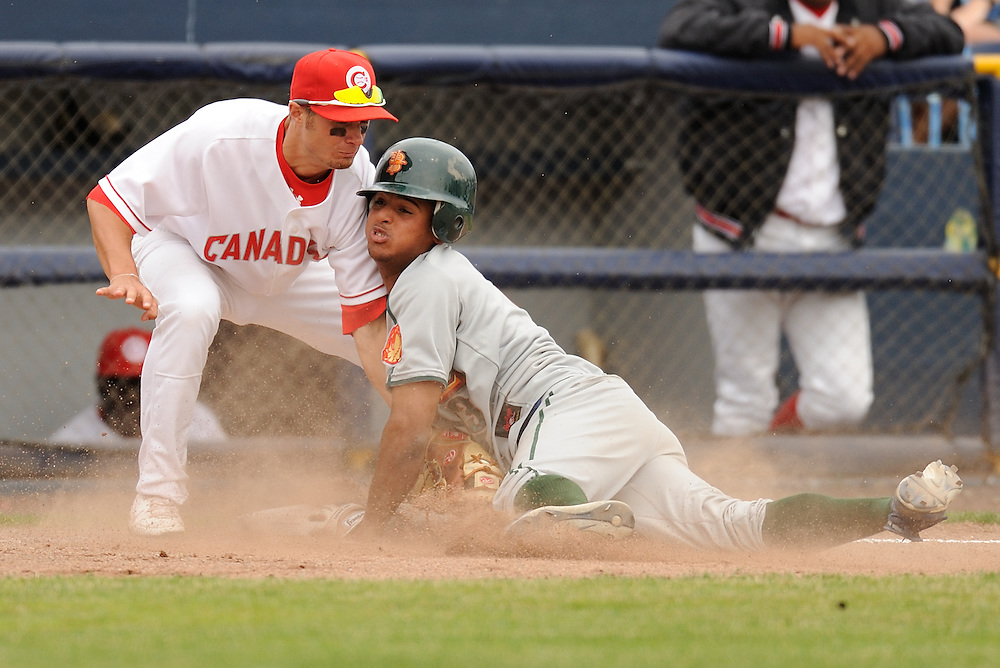 The Vancouver Canadians VS. the Boise Hawks
