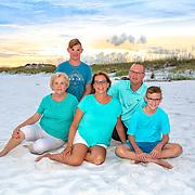 Cox Family Beach Photos - 2019