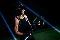 CALVIA, SPAIN - JUNE 23:  WTA Mallorca Open 2018 on June 23, 2018 in Calvia, Spain.  (Photo by Manuel Queimadelos)