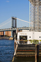 The River Cafe in New York October 2008