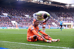 March 9, 2019 - Strasbourg, France - 06 MARCELO (OL) - DECEPTION - BLESSURE (Credit Image: © Panoramic via ZUMA Press)