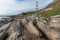 Tarbet Lighthouse, about an hour away from Inverness.