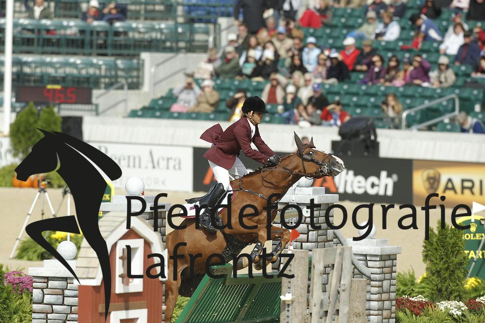 AL AJAMI Faleh Suwead, Zorro Z<br /> Kentucky - Alltech FEI WEG 2010<br /> /Stefan Lafrentz