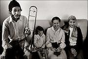 Rico Rodriguez and family JA 1980