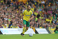 Ivo Pinto of Norwich in action during the Sky Bet Championship match at Carrow Road, Norwich<br /> Picture by Paul Chesterton/Focus Images Ltd +44 7904 640267<br /> 23/09/2017