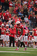 from the Nebraska Huskers Spring Game on April 21, 2018. Photo by Ryan Loco.