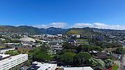 University of Hawaii, Manoa Valley, Honolulu, Oahu, Hawaii