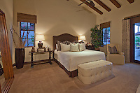 Stylish modern bedroom interior design