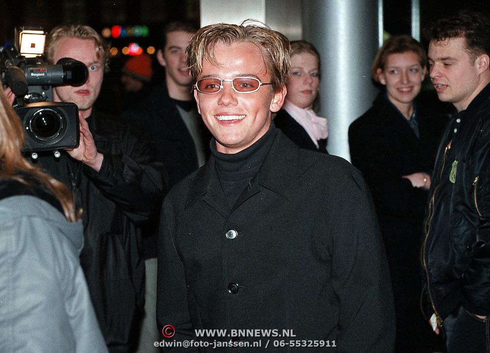 Premiere The Beach Rotterdam, Look a like Leonardo di Caprio