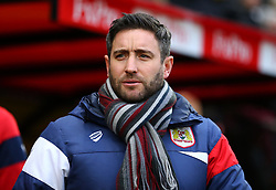 Bristol City head coach Lee Johnson - Mandatory by-line: Robbie Stephenson/JMP - 06/01/2018 - FOOTBALL - Vicarage Road - Watford, England - Watford v Bristol City - Emirates FA Cup third round proper