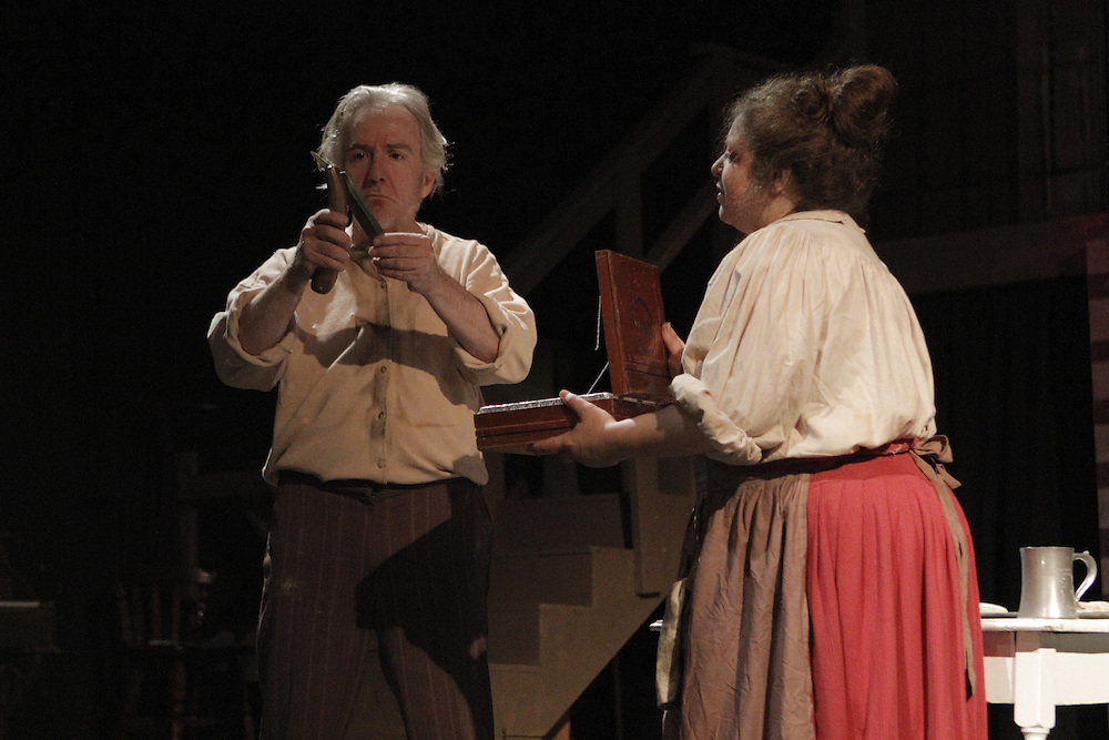 "Bay Area Stage presents ""Sweeney Todd,"" directed by Jeff Lowe"