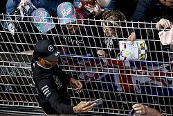 May 22, 2019 - Monte Carlo, Monaco - Motorsports: FIA Formula One World Championship 2019, Grand Prix of Monaco, ..#44 Lewis Hamilton (GBR, Mercedes AMG Petronas Motorsport) (Credit Image: © Hoch Zwei via ZUMA Wire)