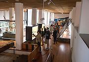 Timanfaya Volcano Interpretation and Visitor Centre, Lanzarote, Canary Islands, Spain