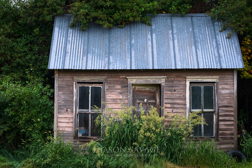 Old house in the Palouse.