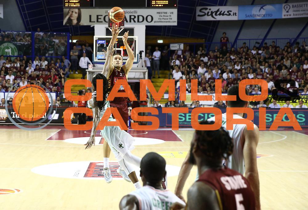 Bramos Michael<br /> Umana Reyer Venezia vs Sidigas Avellino<br /> Lega Basket Serie A 2016/2017<br /> Play Off SemiFinali Gara 1<br /> Venezia,26/05/2017<br /> Foto Ciamillo-Castoria/A. Gilardi
