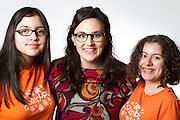 Mentor Sarah, Mentees Ziani, Emily