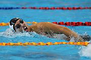 Joshua Asplin, mens 200m freestyle, New Zealand Short Course Swimming Championships, Sir Owen G. Glenn National Aquatic Centre, AUT Millennium, Auckland. 11 August 2015. Copyright Photo: William Booth / www.photosport.nz