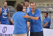 ATENE 29/08/2013<br /> AKROPOLIS CUP  ITALIA-GRECIA<br /> NELLA FOTO SIMONE PIANIGIANI LUCA TRINCHIERI<br /> FOTO CIAMILLO