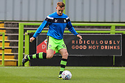 Forest Green Rovers Mark Roberts(21) warming up during the EFL Sky Bet League 2 match between Forest Green Rovers and Accrington Stanley at the New Lawn, Forest Green, United Kingdom on 30 September 2017. Photo by Shane Healey.