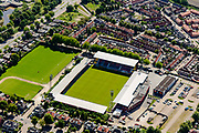 Nederland, Overijssel, Deventer, 17-07-2017; Go Ahead Eagles, stadion de Adelaarshorst.<br /> luchtfoto (toeslag op standard tarieven);<br /> aerial photo (additional fee required);<br /> copyright foto/photo Siebe Swart