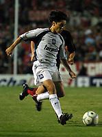 Fotball<br /> Independiente v Newells<br /> Torneo Clausura<br /> Buenos Aires<br /> 21. februar 2004<br /> Foto: Digitalsport<br /> Norway Only<br /> Manto, Independiente
