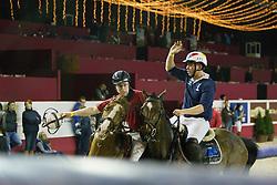 Horseball<br /> Match : Caramel 1 - TooXTreme<br /> Flanders Horse Expo Gent  2012<br /> © Dirk Caremans
