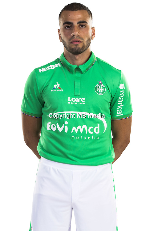 Oussama Tannane <br /> Photo : ASSE / Icon Sport