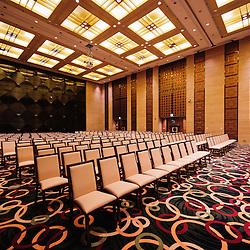 Salas de Conferências do HCTA - Hotel de Convenções de Talatona