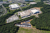 Frito Lay Plant Construction Plant Aerial Photography July 2015