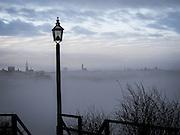 Utsikt från Nytorgsgatan över Strömmen
