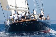 Shamoun, Race 0ne, The Horus Super Yacht Cup Palma 2009, 25/6/2009