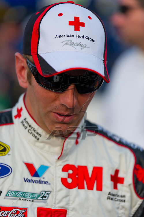 Sparta, KY - JUN 30, 2012:  Greg Biffle (16) during the Quaker State 400 at Kentucky Speedway in Sparta, KY.