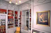 Harrisburg, Simon Cameron-John Harris Mansion, Library, South Front Street