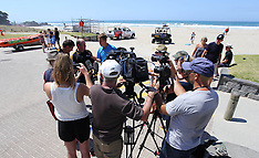 Tauranga-Press conference after drowning of Hamish Paul Rieger