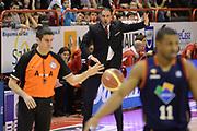 DESCRIZIONE : Pistoia Lega serie A 2013/14 Giorgio Tesi Group Pistoia Acea Roma<br /> GIOCATORE : Paolo Moretti Arbitro<br /> CATEGORIA : Arbitro Delusione Composizione<br /> SQUADRA : Giorgio Tesi Group Pistoia Arbitro<br /> EVENTO : Campionato Lega Serie A 2013-2014<br /> GARA : Giorgio Tesi Group Pistoia Acea Roma<br /> DATA : 29/12/2013<br /> SPORT : Pallacanestro<br /> AUTORE : Agenzia Ciamillo-Castoria/GiulioCiamillo<br /> Galleria : Lega Seria A 2013-2014<br /> Fotonotizia : Pistoia Lega serie A 2013/14 Giorgio Tesi Group Pistoia Acea Roma<br /> Predefinita :