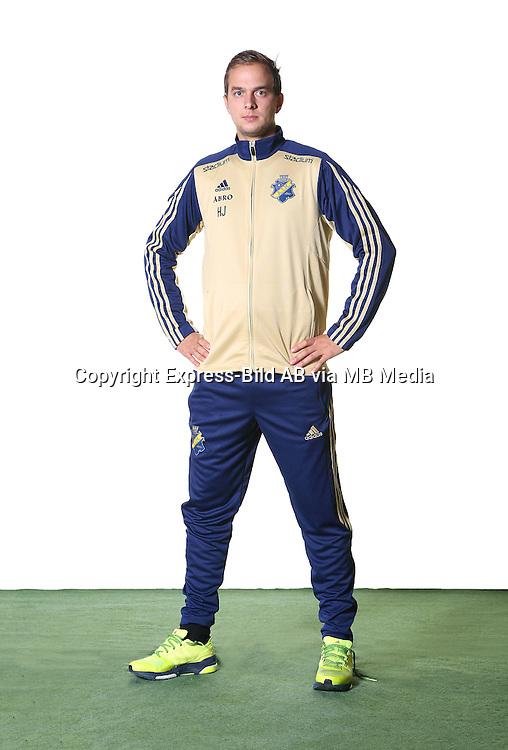 Henrik Jurelius<br /> Helfigur<br /> @Leverans<br /> Allsvenskan 2016<br /> Fotboll