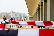 Tribute to Francis Ford Coppola at the 37th Deauville Film Festival on September 3, 2011 in Deauville, France.