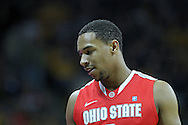 January 07, 2011: Ohio State Buckeyes forward Jared Sullinger (0) during the the NCAA basketball game between the Ohio State Buckeyes and the Iowa Hawkeyes at Carver-Hawkeye Arena in Iowa City, Iowa on Saturday, January 7, 2012.