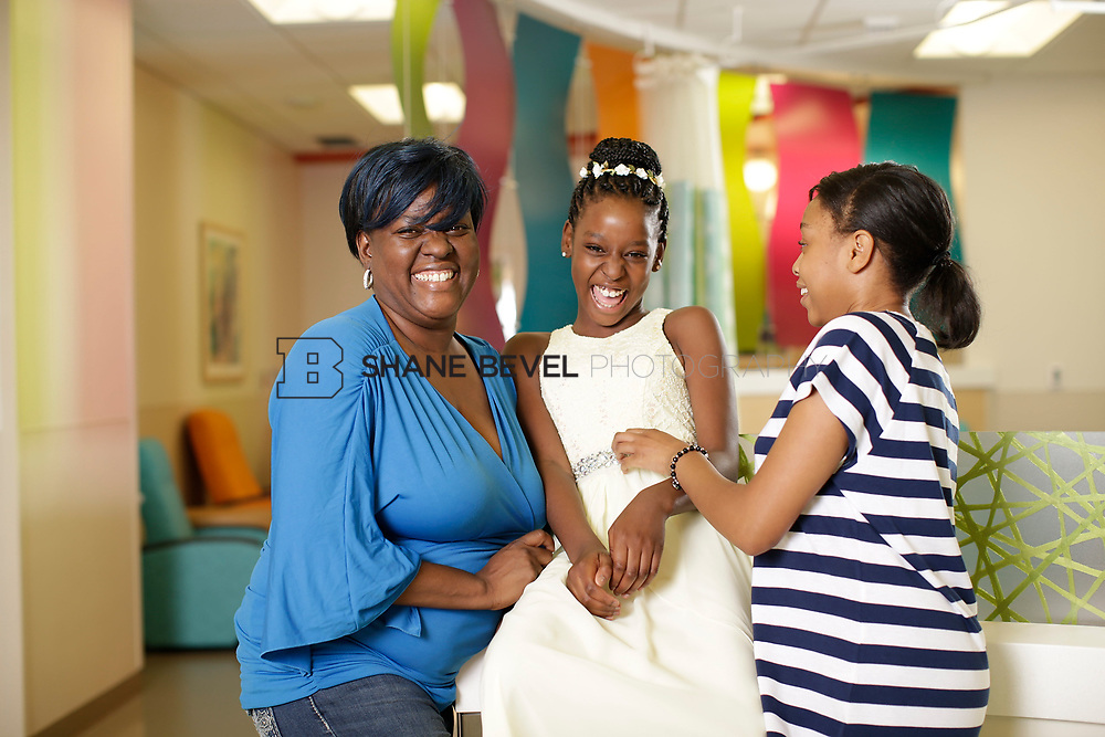 5/26/17 3:22:58 PM --  Sickle Cell Patients photographed for the St. Jude brochure. <br /> <br /> Photo by Shane Bevel