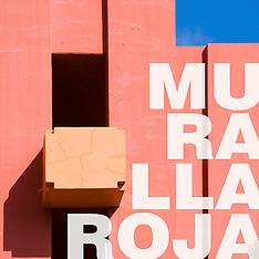 Muralla Roja - Calpe - Ricardo Bofill