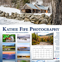 2018 Kathie Fife Photography Calendar<br />