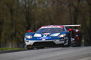May 4-6 2018: IMSA Weathertech Mid Ohio. 66 Ford Chip Ganassi Racing, Ford GT, Joey Hand, Dirk Mueller