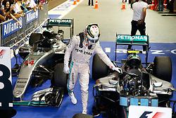 September 18, 2016 - Singapur, Singapur - Motorsports: FIA Formula One World Championship 2016, Grand Prix of Singapore, .#44 Lewis Hamilton (GBR, Mercedes AMG Petronas Formula One Team) (Credit Image: © Hoch Zwei via ZUMA Wire)